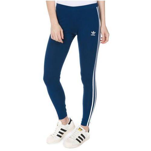 adidas Originals 3-Stripes Legginsy Niebieski 34