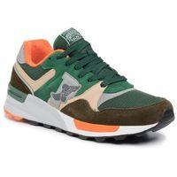 Sneakersy - trckstr 809785328008 deep olive/pine green/beige/or marki Polo ralph lauren