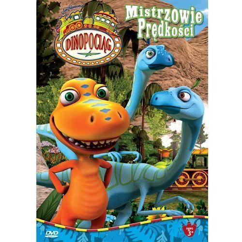 Film CASS FILM Dinopociąg - Mistrzowie prędkości Dinosaur Train