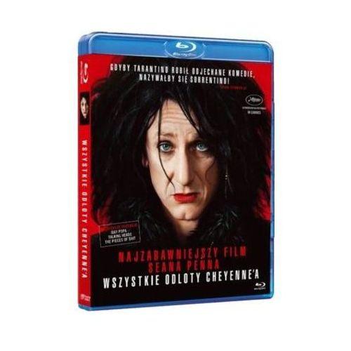 OKAZJA - Wszystkie odloty Cheyenne`a (Blu-ray)