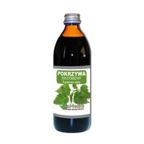 Eka medica pokrzywa sok z pokrzywy 1000ml marki Eko medica. Najniższe ceny, najlepsze promocje w sklepach, opinie.
