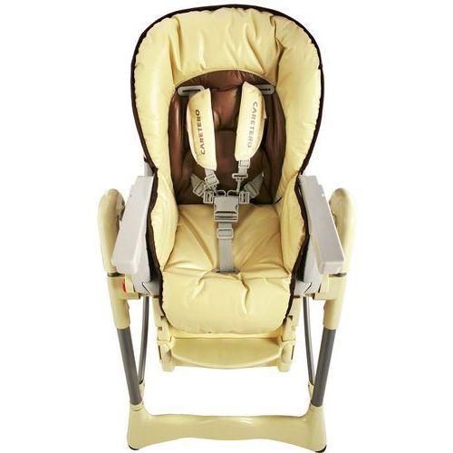 Krzesełko do karmienia CARETERO Magnus Classic cappuccino + DARMOWY TRANSPORT! z kategorii krzesełka do karmienia
