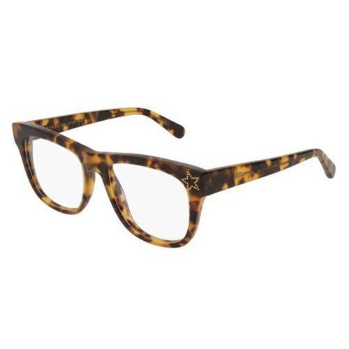 Stella mccartney Okulary korekcyjne sc0102o 004