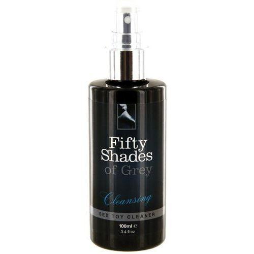 50 Shades of Grey - Środek czyszczący do akcesoriów Sex Toy Cleaner, SH030G