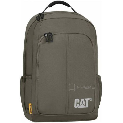 Caterpillar INNOVADO plecak na laptop 15,6'' CAT / Hunter Green - Hunter Green, kolor zielony