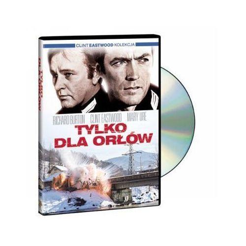 Tylko dla orłów (DVD) - Brian G Hutton. DARMOWA DOSTAWA DO KIOSKU RUCHU OD 24,99ZŁ (7321909651869)