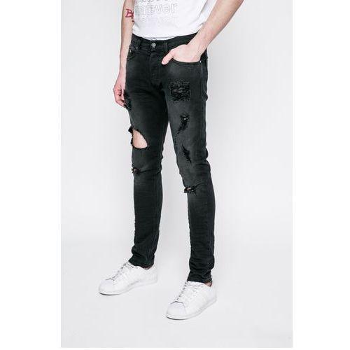 - jeansy tepphar marki Diesel