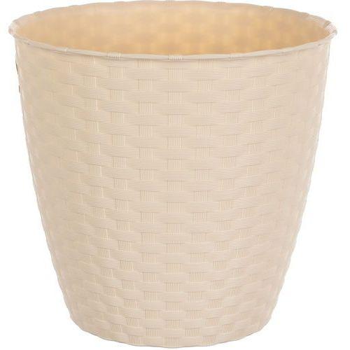 Osłonka vaso natural 29 cm marki Stefanplast