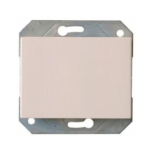 Włącznik schodowy biały vilma marki Dpm solid