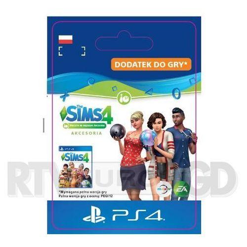 Sony The sims 4 - wieczór na kręgielni dlc [kod aktywacyjny] ps4