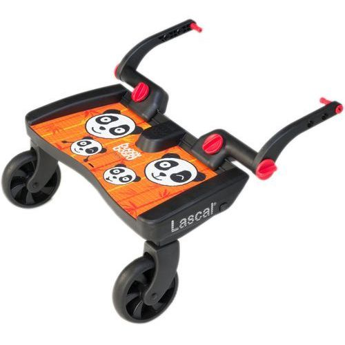 Lascal Dostawka do wózka Buggy Board Panda orange (7330863027603)