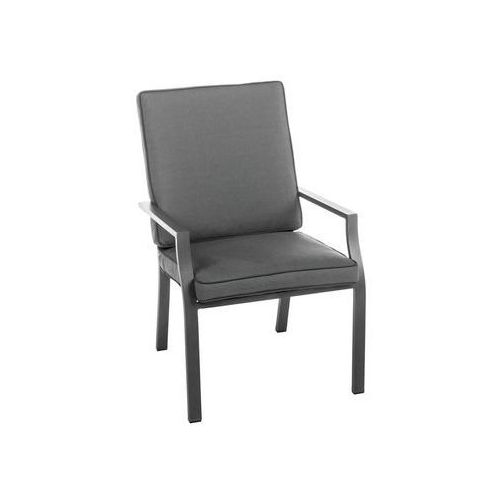 Naterial Krzesło ogrodowe aluminiowe roma
