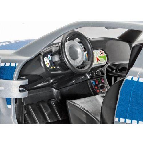 Revell junior kit samochód policyjny 00882 (4009803008820)