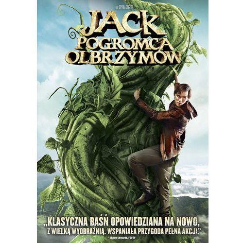OKAZJA - Galapagos films Jack pogromca olbrzymów (dvd) - bryan singer darmowa dostawa kiosk ruchu