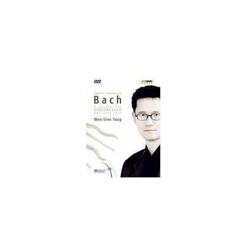 Arthaus musik Bach: suites for violoncello + 2cd audio (ntsc) ww (0807280141993)