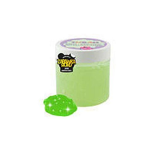 Masa plastyczna Super Slime - Brokat neon zielony 0,1 kg (5901087030421)