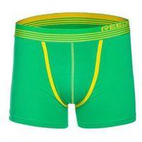 Bokserki męskie zielone denley g513 marki Reedic