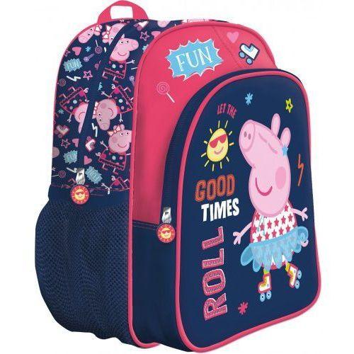 Plecak szkolno-wycieczkowy Świnka Peppa (5903235173875)