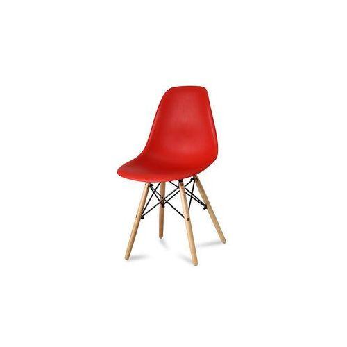 """Krzesło """"Monza"""" z bukowymi nogami - różne kolory"""