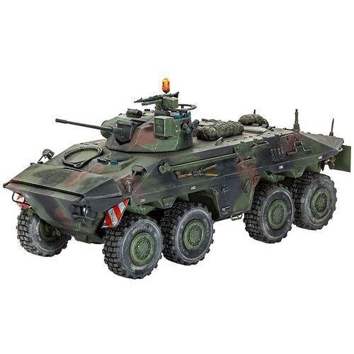 modelkit 03036 sppz 2 luchs a1/a2 1:35 marki Revell