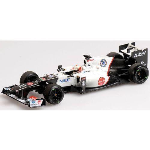 MINICHAMPS Sauber F1 Team Ferrari C31 (4012138117280)