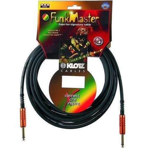 Klotz tm-r0600 kabel gitarowy 6 m