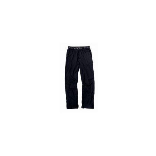 Długie spodnie do piżamy Mustang 4112 1700 czarne, 4112 1700 czarne