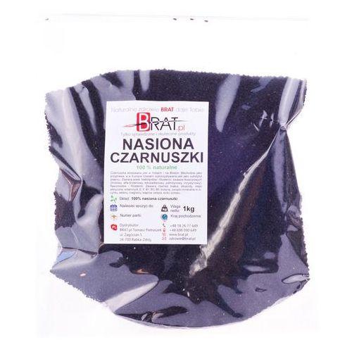 Nasiona czarnuszki - czarny kminek - 1kg - BRAT.pl, kup u jednego z partnerów