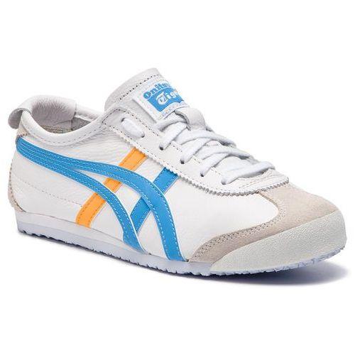 Sneakersy - onitsuka tiger mexico 66 1182a078 white/azul blue 102 marki Asics