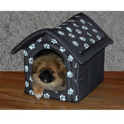 Hobbydog Buda- szara w łapki - rozmiar 1