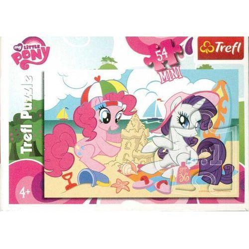 Puzzle 54 mini My little pony 4 TREFL, AM_5900511194647