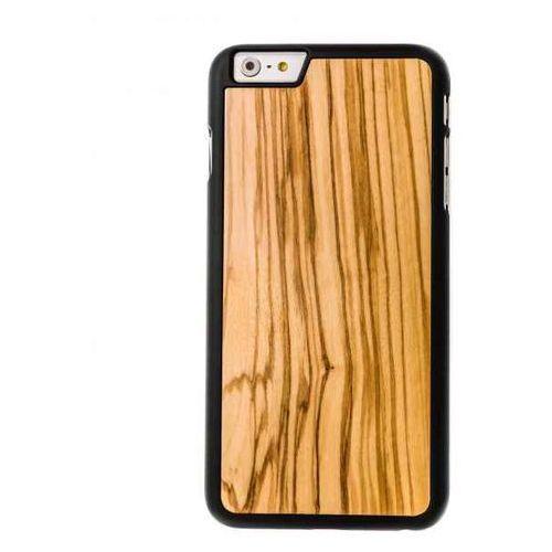 Etui SmartWoods – Oliwka Mat Iphone 6/6s PLUS, kolor zielony