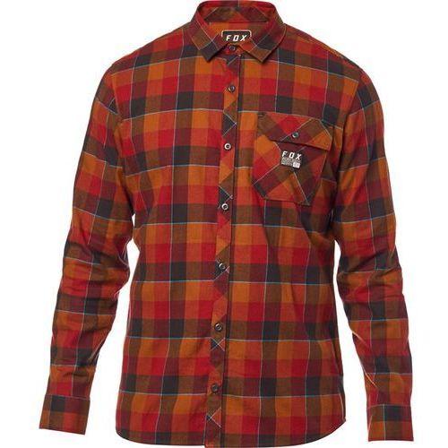 Koszula - rowan stretch flannel brx (448) rozmiar: l marki Fox