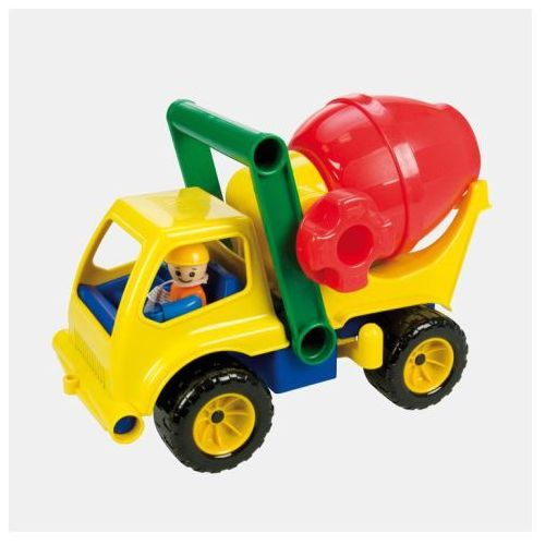 Kolorowa betoniarka, pojazd, 27 cm marki Lena