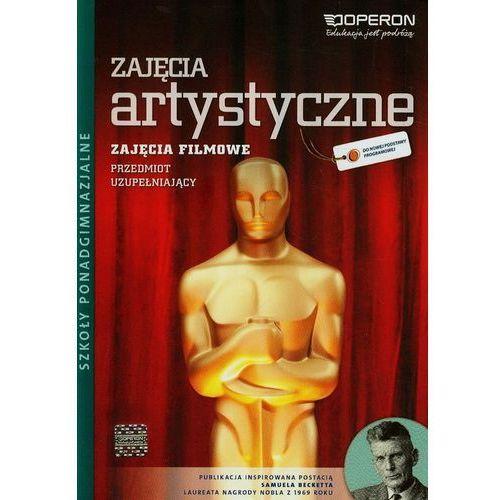 Technika Zajęcia artystyczne filmowe LO k.1-3 podręcznik, oprawa miękka