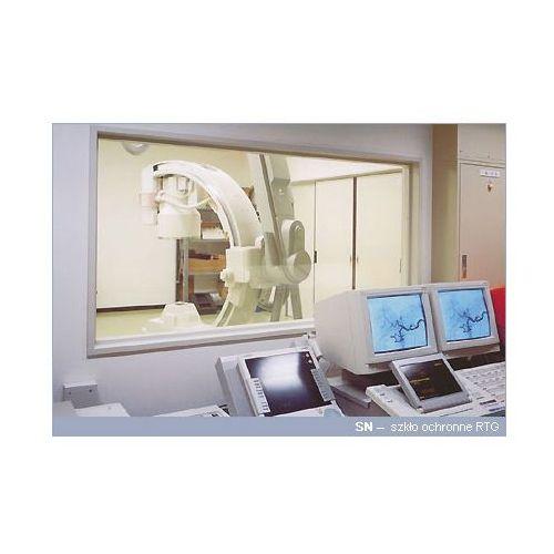 Szkło ochronne rtg sn 2,0 mm pb gr 9,0 mm  marki Beta antix