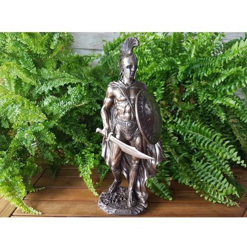 Figurka spartański wojownik aeonidas -  (wu76421a4) marki Veronese