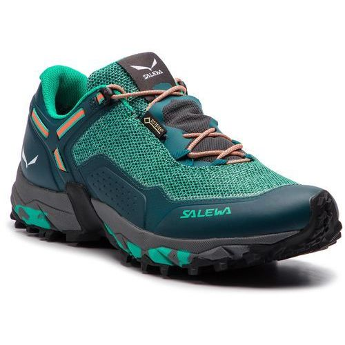 Trekkingi SALEWA - Speed Beat Gtx GORE-TEX 61339-8631 Shaded Spruce/Fluo Coral