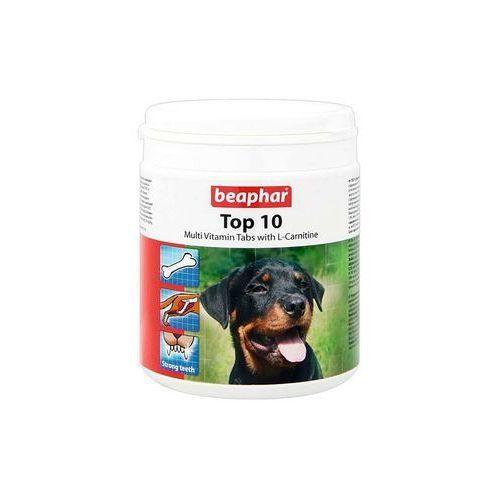 Beaphar Top 10 dog 750 tabl. - tabl.multiwitaminowe z karnityną