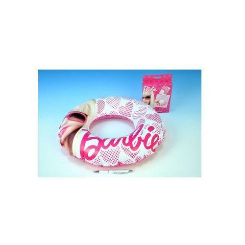 Kruh nafukovací Barbie 41cm v krabičce. Najniższe ceny, najlepsze promocje w sklepach, opinie.