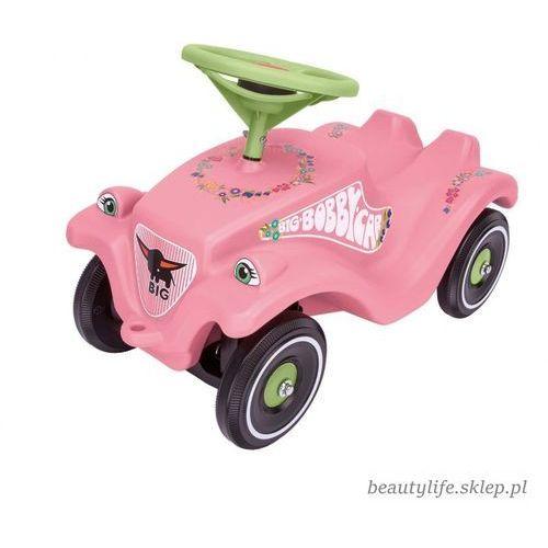 Big jeździk bobby car classic flower