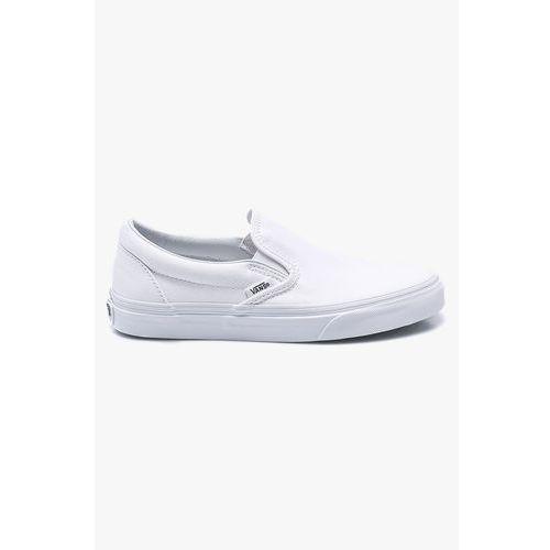 Vans - tenisówki classic slip-on