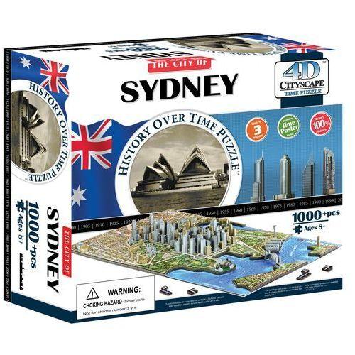puzzle 4d cityscape sydney marki 4d cityscape