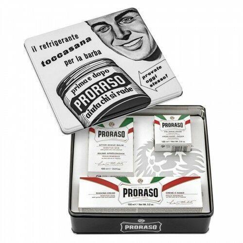 Proraso Toccasana Gift Set No Tea And Oatmeal - Prezent Idealny dla Niej