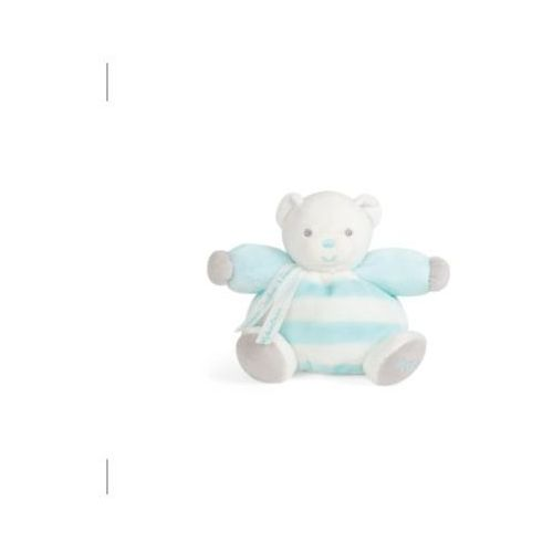 Kaloo Bébé Przytulanka Pastel Miś mały, aqua/biały (4895029600852)