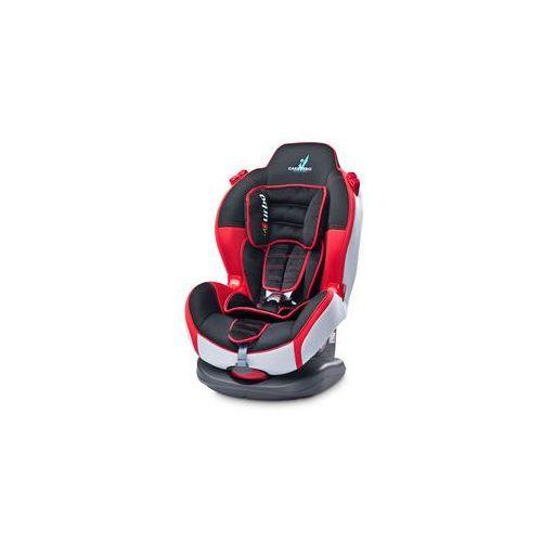 Fotelik samochodowy Sport Turbo 9-25kg Caretero + GRATIS (czerwony)