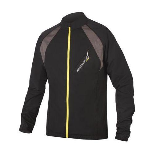 Endura MT500 Full Zip II Koszulka kolarska Mężczyźni czarny XXL Koszulki rowerowe z długim rękawem (5055205389905)