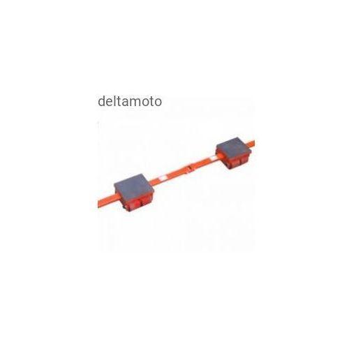Rolki transportowe 8 tony podwójne marki Mammuth