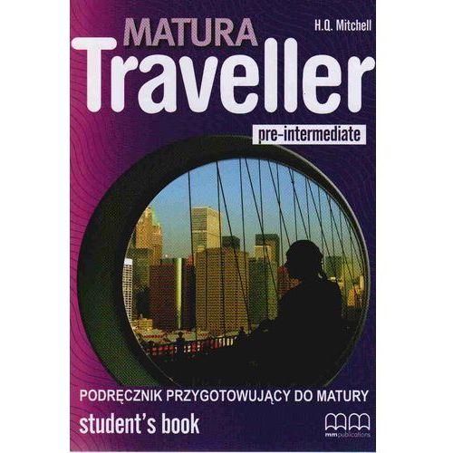 Matura Traveller Pre-Intermediate LO Podręcznik. Język angielski (144 str.)