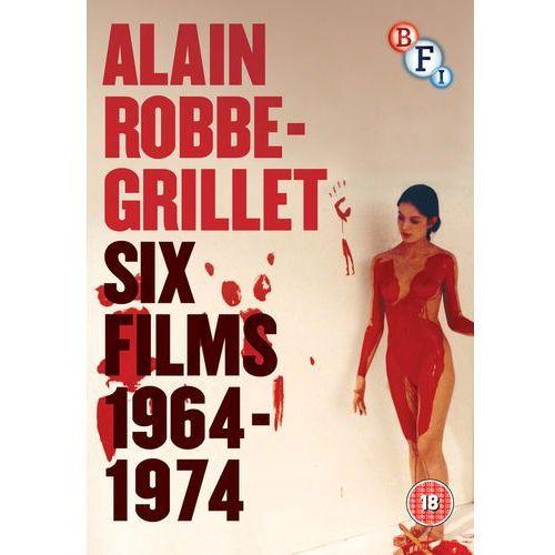 Alain Robbe-Grillet - Six Film Collection (1964-1974), towar z kategorii: Pozostałe filmy